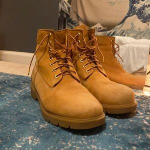Men's timberland boots 6inch 8 eye